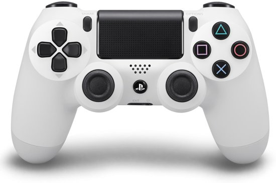Sony PlayStation 4 Wireless Dualshock 4 Controller - Wit (PS4)