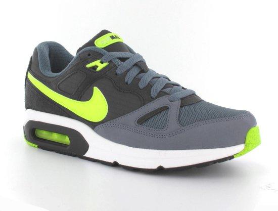 Nike Air Max Grijs Geel