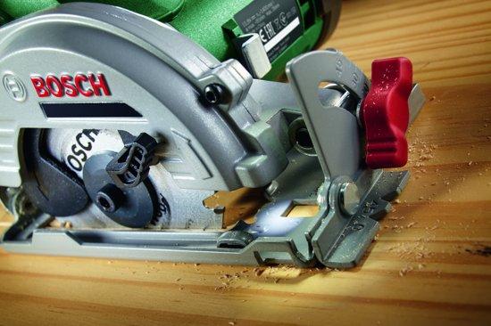Bosch UniversalCirc 12 Accu Cirkelzaag - Zonder accu en lader - Inclusief zaagblad