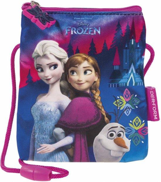 Disney Frozen IJsbloemen - Mini Schoudertasje - Multi