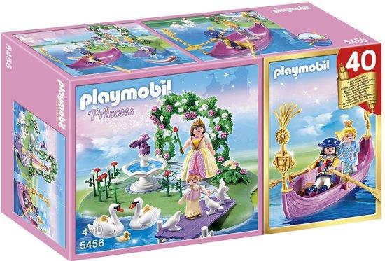 playmobil 40 jaar jubileum edities bol.| Playmobil Jubileum Compact Set Prinsesseneiland met  playmobil 40 jaar jubileum edities