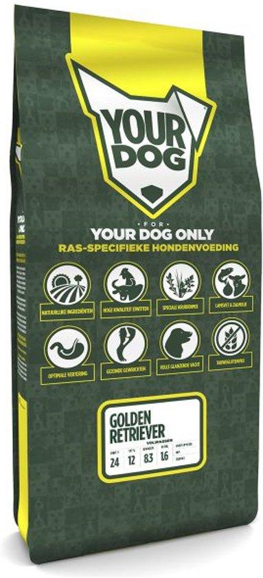 Yourdog Golden Retriever Volwassen - 12 KG