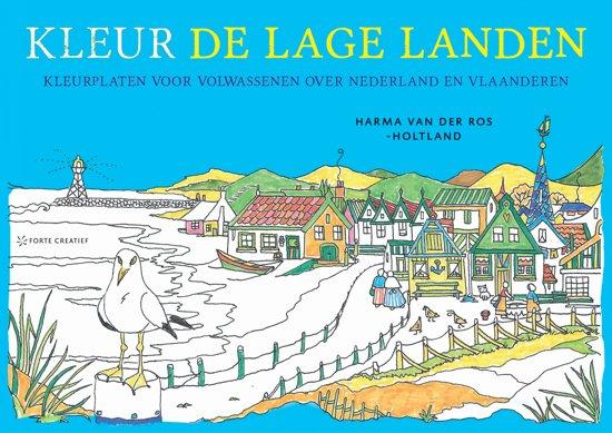 Kleurplaten Voor Volwassenen Harma Van Der Ros.Bol Com Kleur De Lage Landen Harma Van Der Ros Holtland
