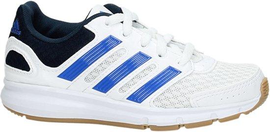 Adidas Ik Sport K - Sneaker laag - Jongens - Ftwr White/Blue/Collegiate Navy - 28