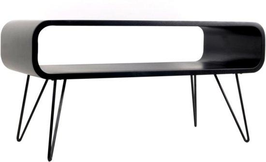 Metro Design salontafel zwart