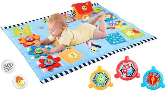 Afbeelding van discovery playmat speelkleed speelgoed
