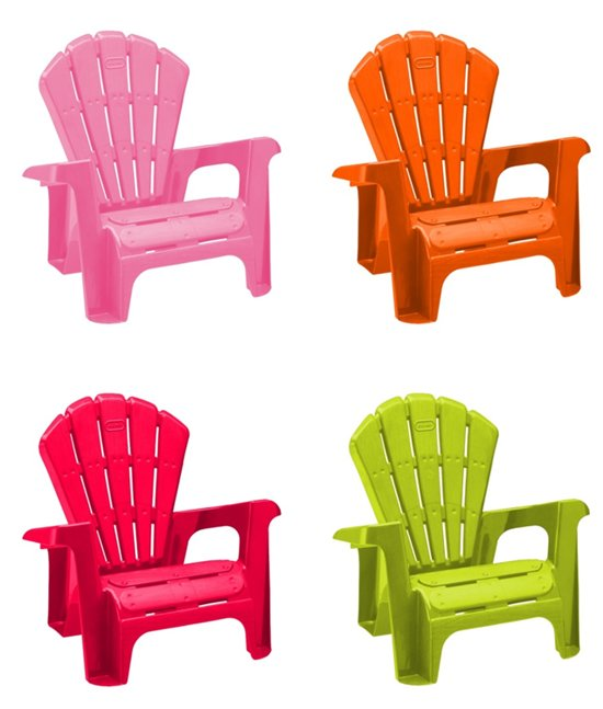 Verwonderlijk bol.com | Little Tikes Garden Chair Ass 40 FDU LZ-21