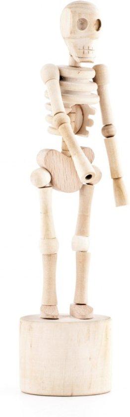 Skeleton Popup Drukpoppetje