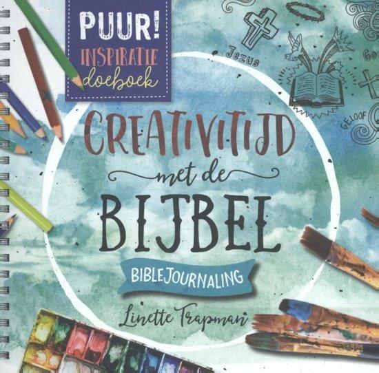 Boek cover PUUR! - Creativitijd met de Bijbel van Linette Trapman (Paperback)