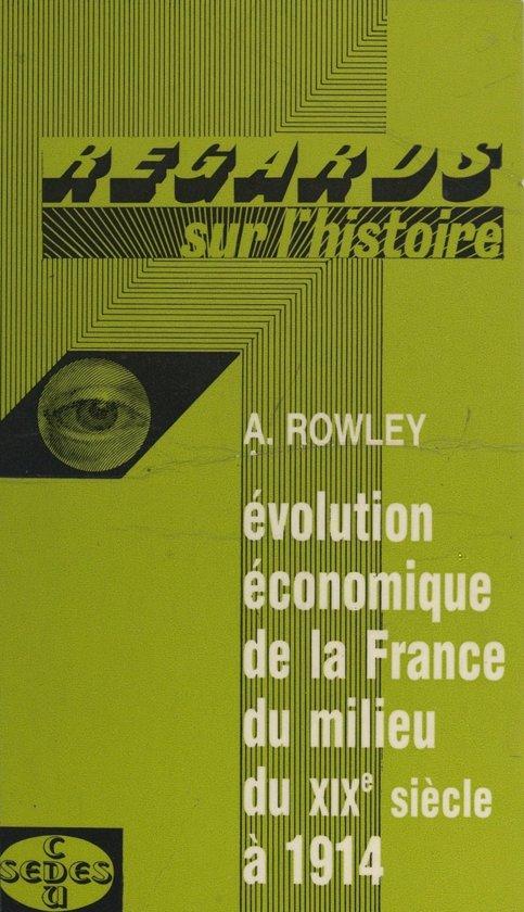 Évolution économique de la France, du milieu du XIXe siècle à 1914