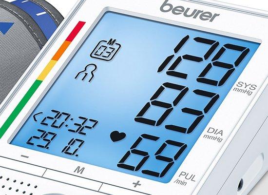 Beurer BM49 - Bloeddrukmeter Bovenarm