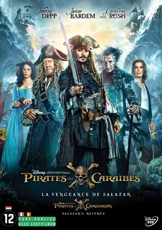 Pirates Of The Caribbean 5 - Salazar's Revenge
