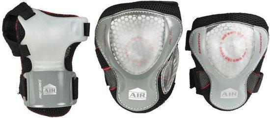 Powerslide Schaatsbeschermers - Maat XL  - zwart/wit/rood