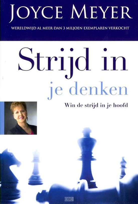 Bolcom Strijd In Je Denken Joyce Meyer 9789068230543