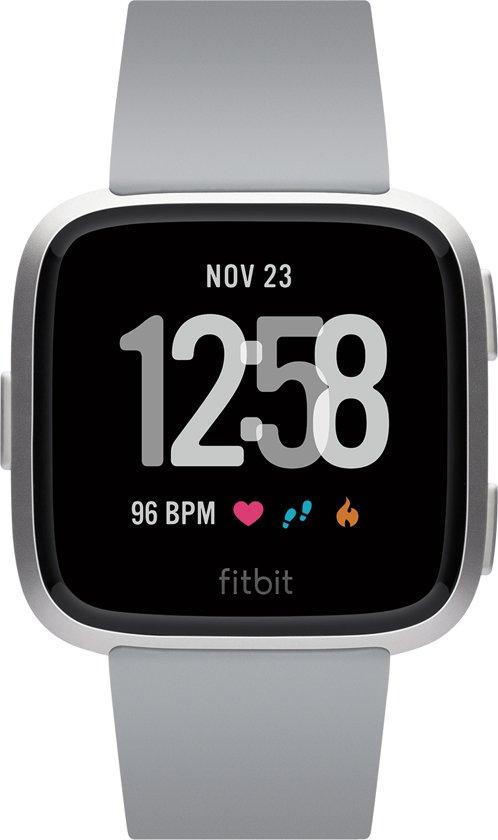 Fitbit Versa - Smartwatch - Grijs