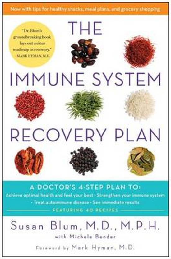 Afbeelding van The Immune System Recovery Plan