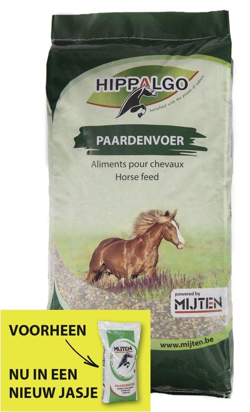 Paardenvoer Hippalgo GersteMix 20kg