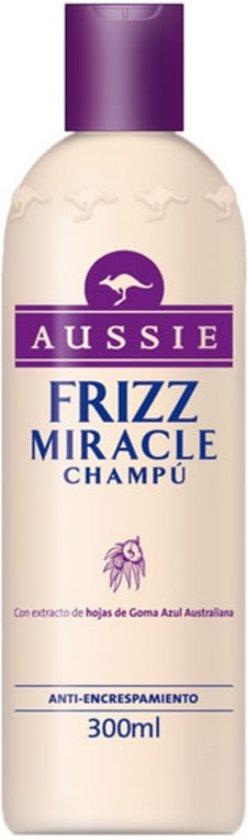 MULTI BUNDEL 3 stuks Aussie Frizz Miracle Shampoo 300ml
