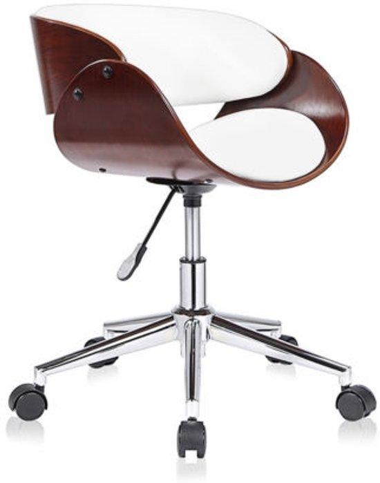 Bureaustoel Wit Design.Bol Com Liefhebbers Van Dit Product Bekeken Ook