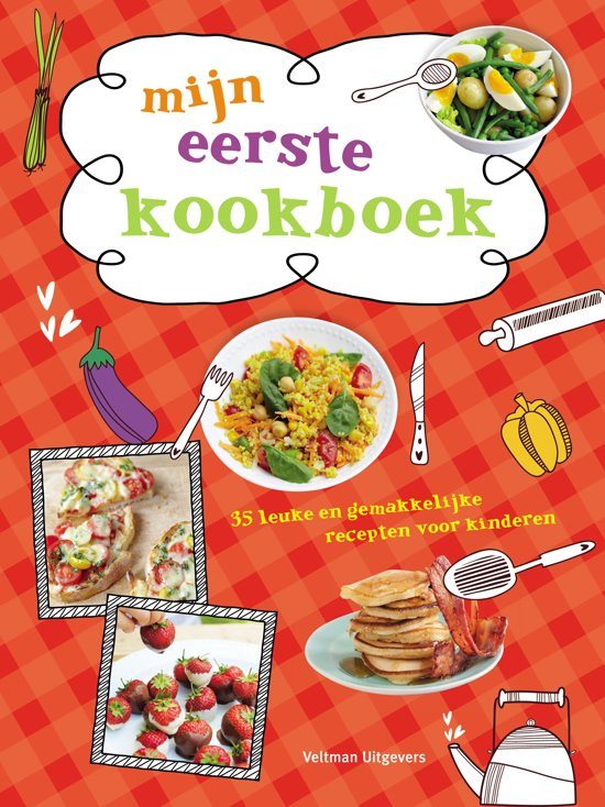 mijn eerste kookboek 9789048311774 boeken