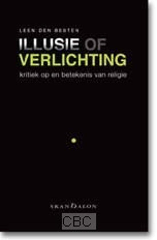 bol.com | Illusie of Verlichting? | 9789490708238 | Leen den Besten ...