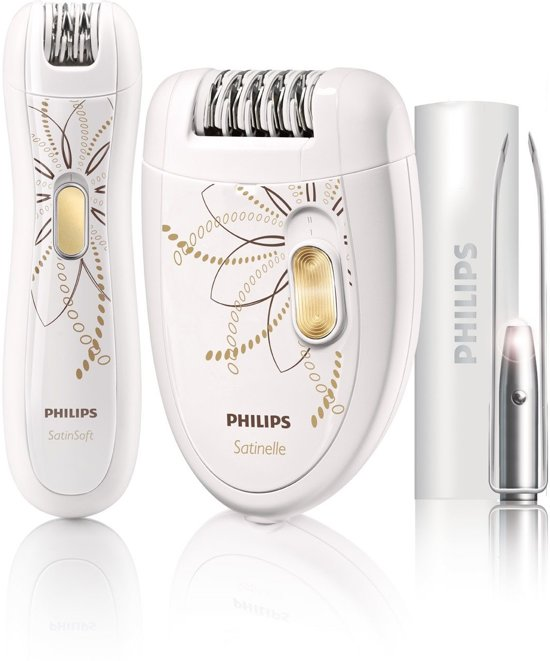 Philips Satinelle HP6540/00 - Epilator