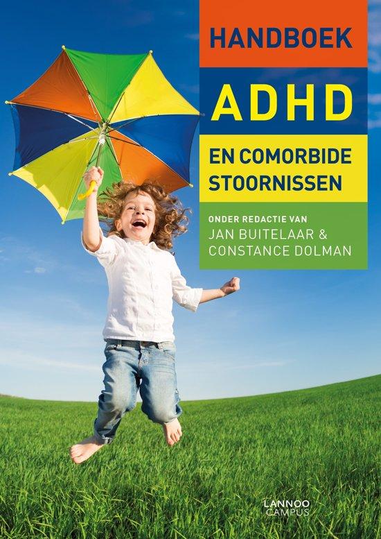 Boek cover Handboek ADHD en comorbide stoornissen van Jan Buitelaar (Paperback)