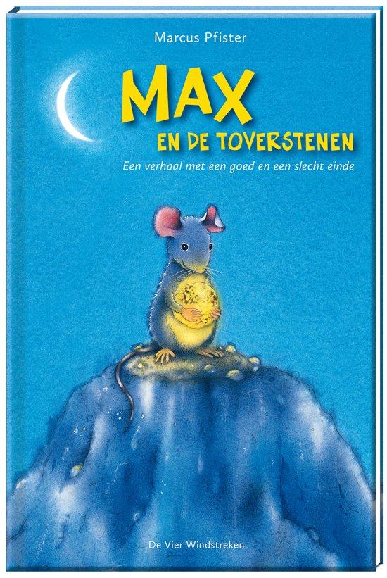 Boek cover Max - Max en de toverstenen van Marcus Pfister (Hardcover)