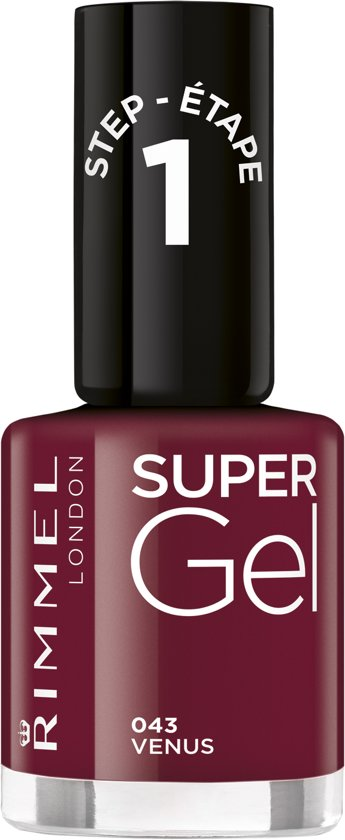 Rimmel London SuperGel Gel Nagellak - 043 Venus