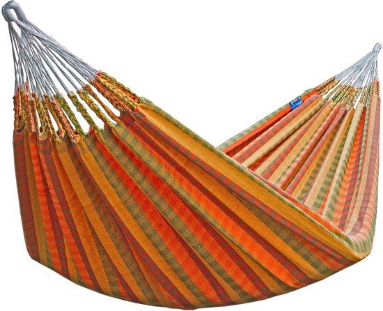 Potenza Morena - twee persoons hangmat uit Colombia (draagkracht:200 kg)
