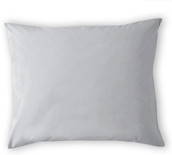 Damai - Kussensloop - 60 x 70 cm - Light grey - 2 stuks