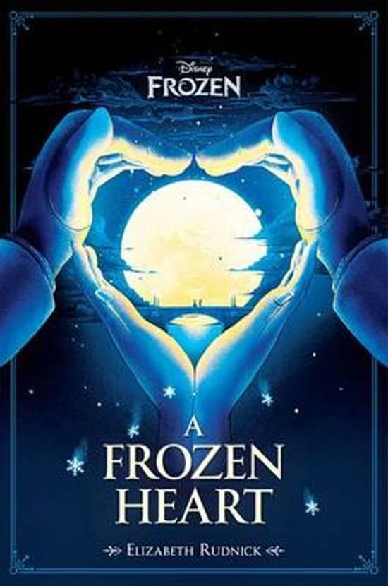 Boek cover A Frozen Heart van Elizabeth Rudnick (Hardcover)