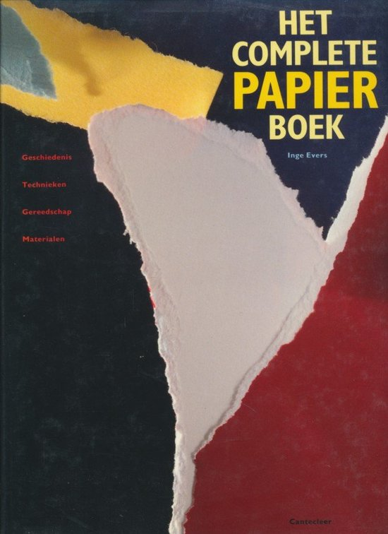 Complete papierboek