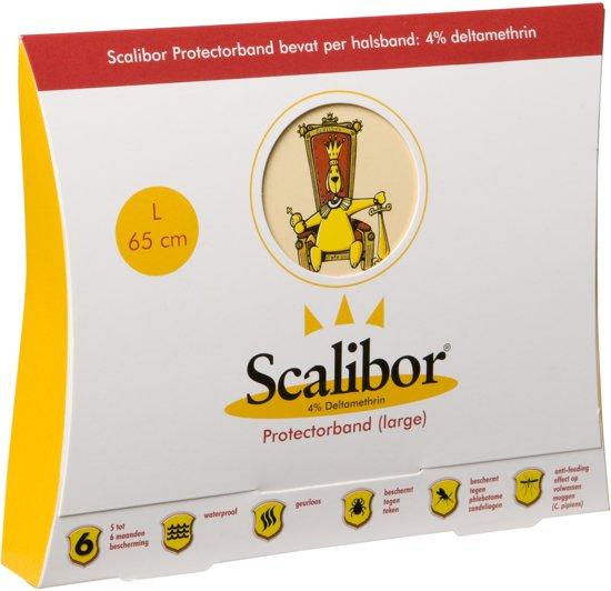 Intervet Tekenband Scalibor grote rassen - Large (65 cm)