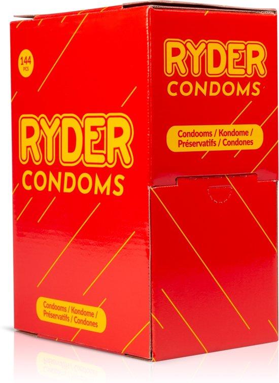 Ryder Condooms - 144 Stuks