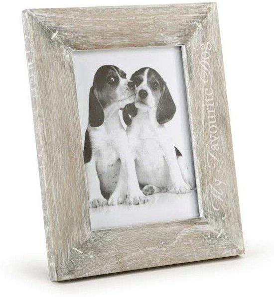 Designed by Lotte Fotolijst - Hond - 21x26x1,5 cm