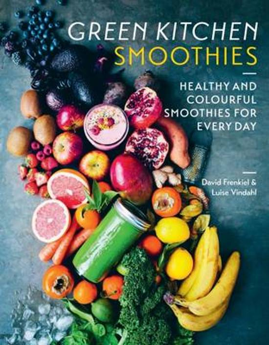 Boek cover Green Kitchen Smoothies van David Frenkiel (Onbekend)