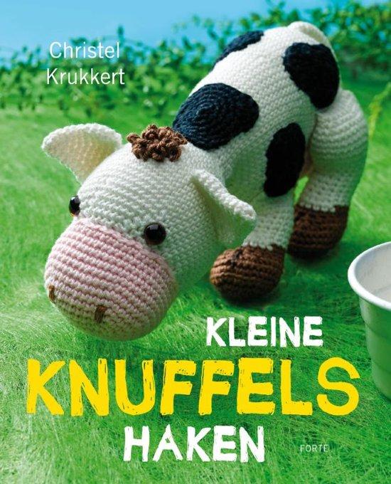 Bolcom Kleine Knuffels Haken Tekstbureau Omdat 9789058779144
