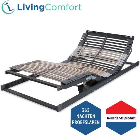 Living Comfort Lattenbodem Elektrisch Verstelbare Lattenbodem