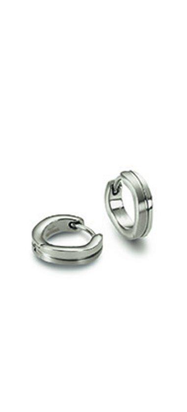 Boccia Titanium oorringen -  0563-01