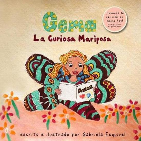 Gema, la curiosa mariposa: aprendizaje sobre amistad, libertad y amor