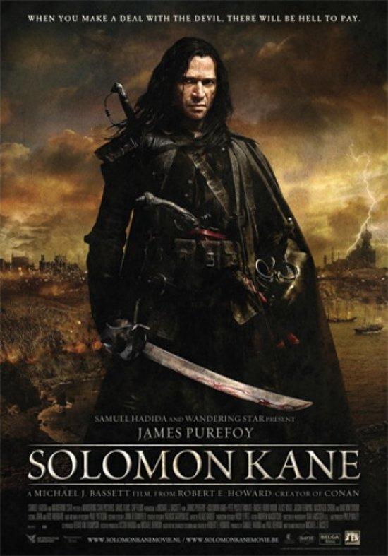 Dvd Solomon Kane Nl