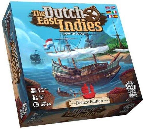 The Dutch East Indies - Deluxe Editie