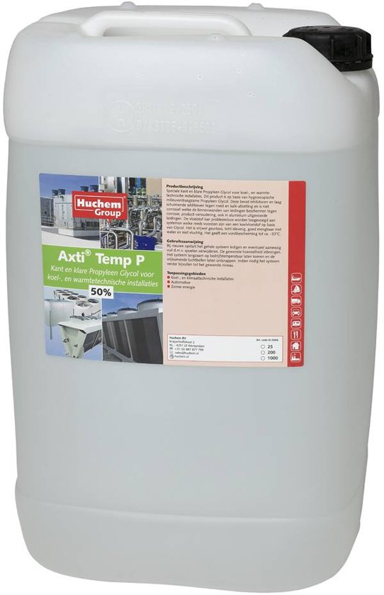 Propyleen Glycol 50% - Can 25L