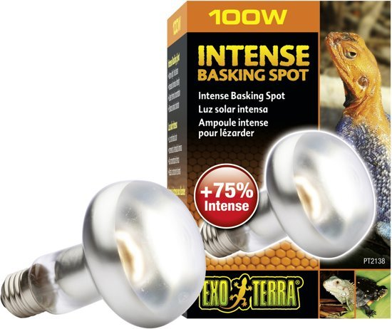 Exo Terra - Warmtespot Basking Spot Lamp - 100W