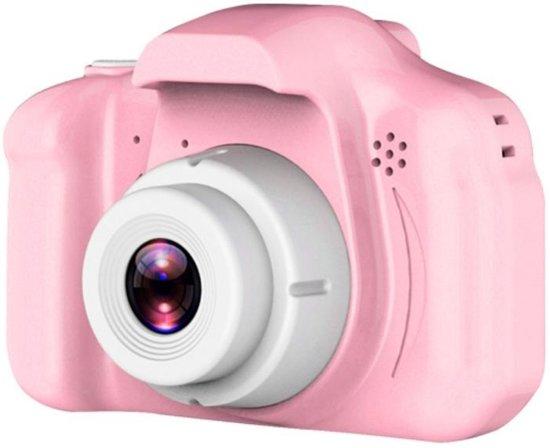 Afbeelding van Digitale Kindercamera 2019 - Kinder camera 8gb - Roze - speelgoed