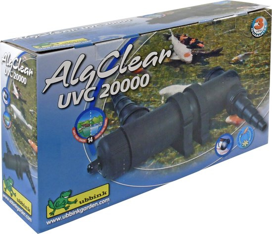 Ubbink - AlgClear 20000 - UV Filter - 18 Watt