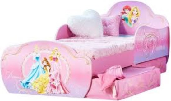Peuterbed Met Matras : Bol disney princess peuterbed snuggle met laden en matras