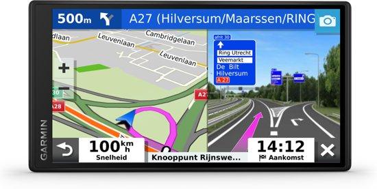 Garmin DriveSmart 55 LMT-S - Europa - 5.5inch