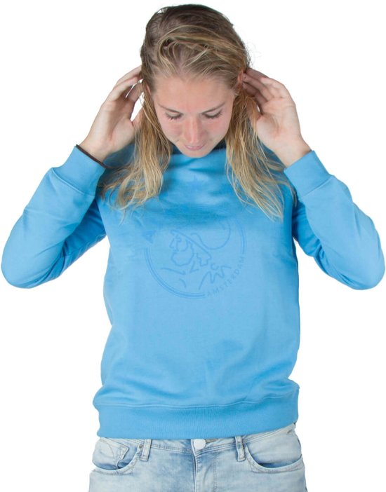 Blauw Dames Maat Sweater S Ajax Sw86qXq